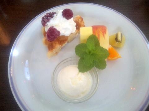 埼玉県狭山市祇園にあるイタリア料理のお店「トレスカーサ粋   Tres Casa sui」Bコース