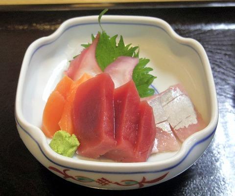 茨城県土浦市大和町にある天ぷらのお店「天ぷら 八起」八起定食