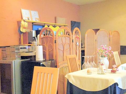 埼玉県さいたま市岩槻区本町3丁目にあるイタリア料理のお店「リストランテ ヴァレンティーノ Ristorante Valentino」店内