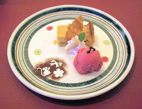 埼玉県さいたま市岩槻区南平野4丁目にあるイタリア料理のお店「Plume Blanc   プリュームブラン」デザート
