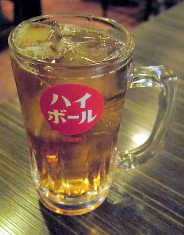 神奈川県横浜市神奈川区子安通3丁目にある居酒屋「弥平  新子安店」ウーロン茶
