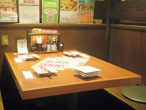 埼玉県久喜市久喜東1丁目にある居酒屋「鶏のジョージ 久喜東口駅前店」店内