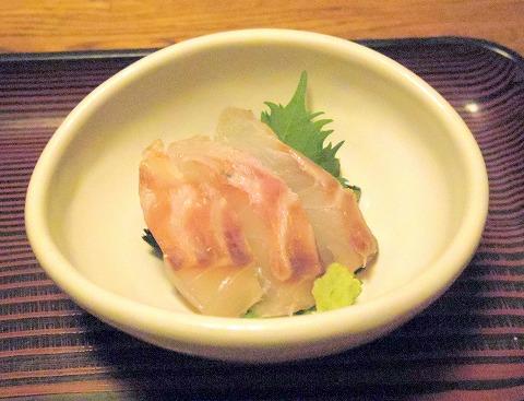 茨城県東茨城郡大洗町磯浜町にある魚介、海鮮料理の「ちゅう心」煮魚膳