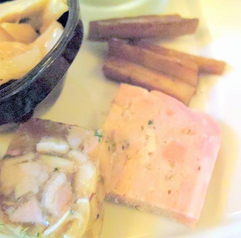 埼玉県蓮田市東4丁目にあるイタリア料理のお店「トラットリア ナトゥーラ TRATTORIA NATURA 」おまかせ前菜盛合わせ