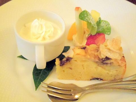 埼玉県蓮田市東4丁目にあるイタリア料理のお店「トラットリア ナトゥーラ TRATTORIA NATURA 」自家製デザートお任せ盛り合わせ