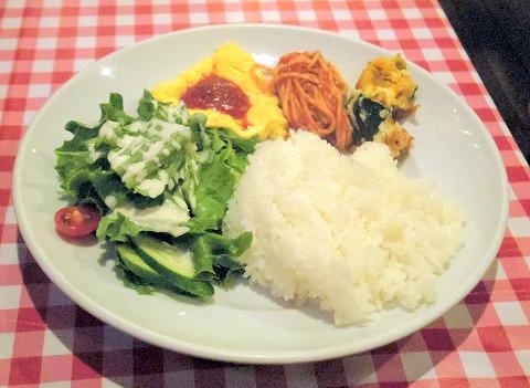 f神奈川県横浜市中区元町3丁目にあるダイニングバーの「JH cafe」ステーキランチ 340gダブルサイズ
