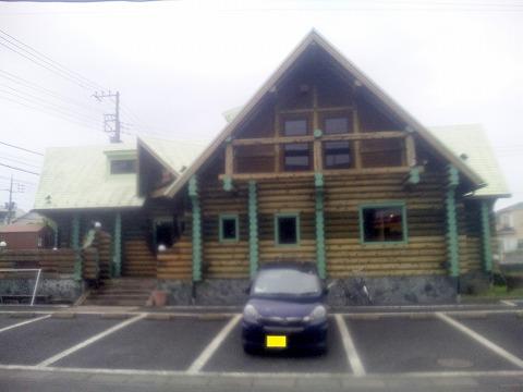 埼玉県越谷市神明町2丁目にある喫茶店「珈琲屋  OB  北越谷店」外観