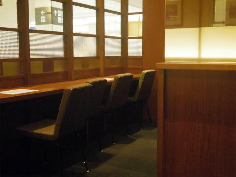 埼玉県さいたま市緑区美園5丁目にあるカフェ「上島珈琲店 イオンモール浦和美園店」店内