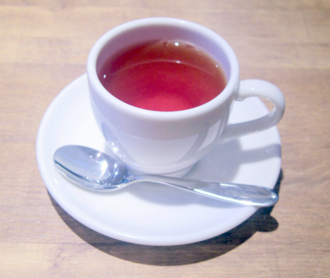 神奈川県相模原市南区相模大野3丁目にあるカフェ「フォレスティーコーヒー FORESTY COFFEE 相模大野店」ホットティー