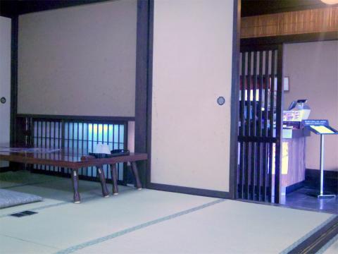 埼玉県所沢市西狭山ケ丘1丁目にある釜飯、和食の「釜めし奈加」店内