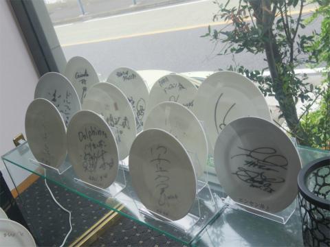 神奈川県横浜市中区根岸旭台にある「カフェ&レストラン ドルフィン cafe&restaurant dolphin」店内1階