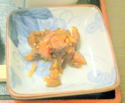 神奈川県横浜市中区相生町5丁目にある海鮮料理、魚介料理の「和茶房亀田」盛込み刺身定食
