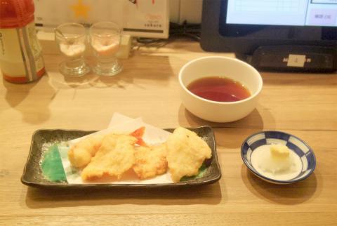 東京都練馬区光が丘2丁目にある「天ぷらと寿司sakura 光が丘店」
