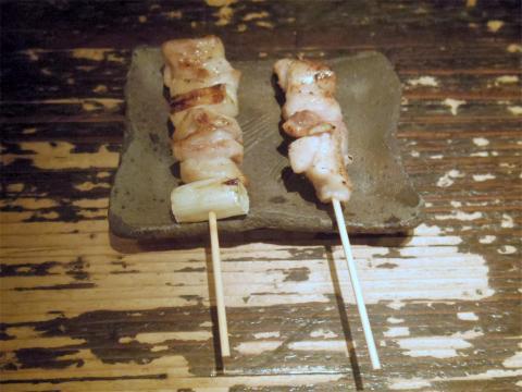 神奈川県川崎市中原区木月3丁目にある焼鳥、鶏料理の「浪漫亭 元住吉店」ねぎ肉と若どり