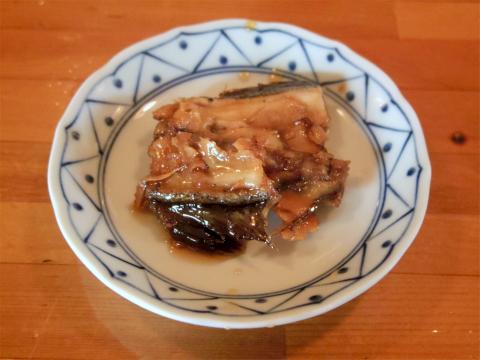 神奈川県横浜市中区石川町2丁目にある寿司店「大寿司」鯛のアラ煮
