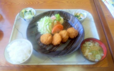 埼玉県越谷市野島にあるとんかつ、定食、食堂の「末広屋」ヒレかつ 上