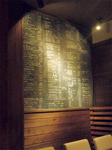 埼玉県越谷市千間台東1丁目にある鉄板ビストロの「la planche ラ・プランシュ」店内