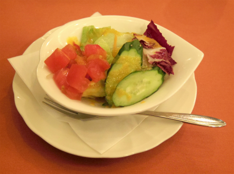 東京都台東区上野2丁目にあるレストラン「黒船亭」仔牛ヒレ肉のカツレツ Bセット