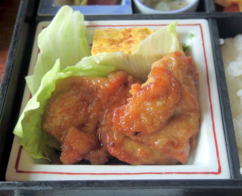 茨城県つくば市北条にある「レストラン&喫茶 ニュー高根」松弁当