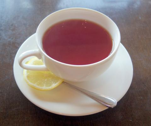 茨城県笠間市笠間にあるイタリアン、フレンチのお店「Cerchio 欧風料理 チェルキオ」ミラノコースの紅茶