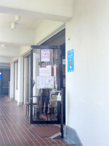 埼玉県所沢市狭山ケ丘1丁目にある喫茶店「COFFEE SHOP ポルシェ」外観