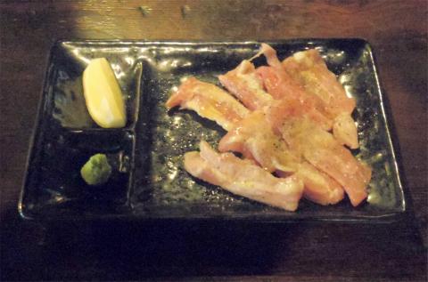 茨城県つくばみらい市陽光台1丁目にある焼肉、ホルモンの「モッツバー 高の家 みらい平店」鶏せせり