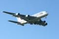 [成田空港]SQ A380