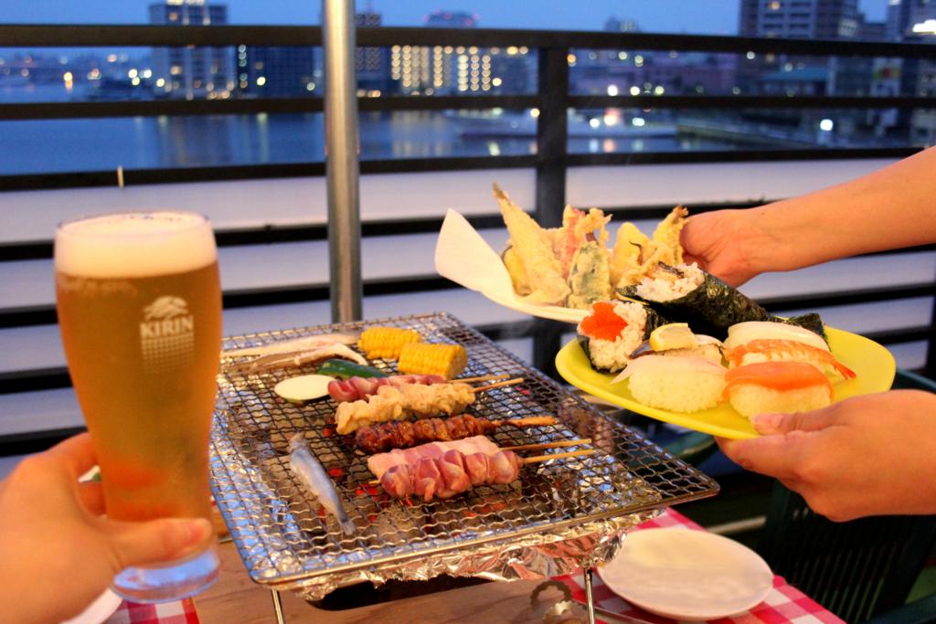 【2017年最新版】寿司にBBQ、鉄板料理まで勢揃い!博多・天神エリアのビアガーデンまとめ