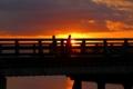 京都新聞写真コンテスト「夜明け」