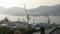 グラバー園から三菱重工長崎造船所