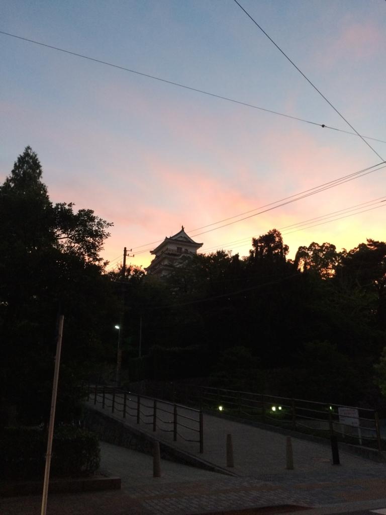 """""""福山城"""""""