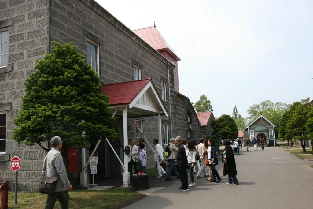 ニッカウヰスキー北海道工場・余市蒸溜所の蒸溜棟
