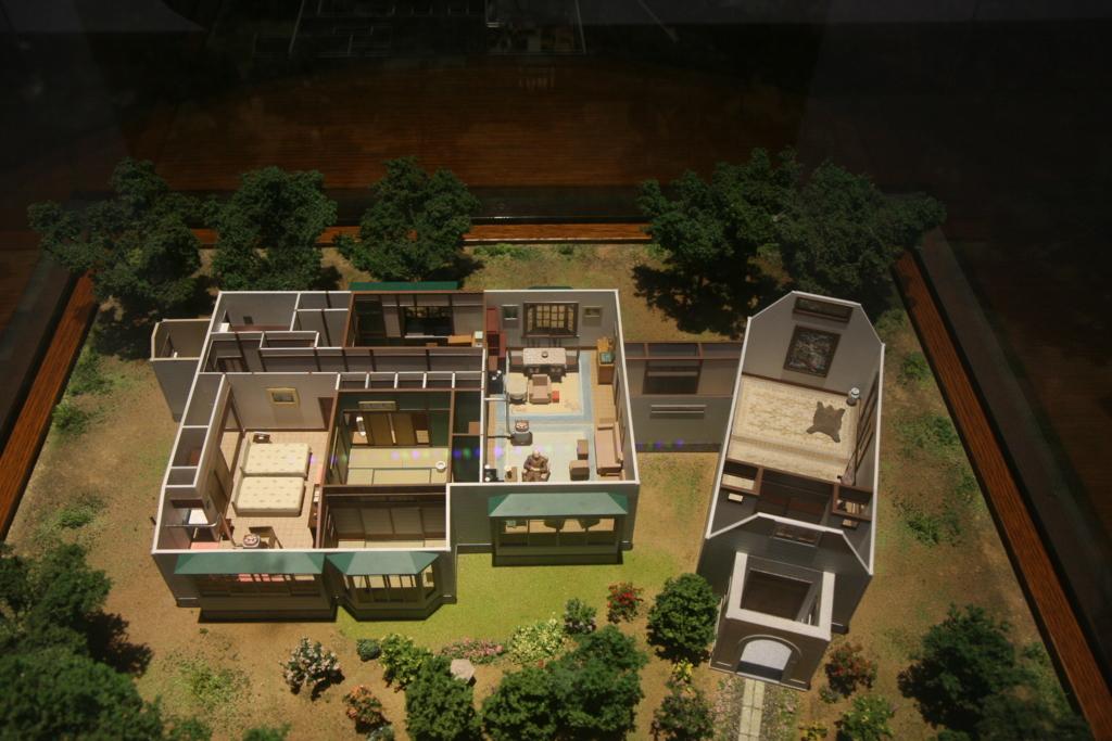 ニッカウヰスキー北海道工場・余市蒸溜所の竹鶴邸