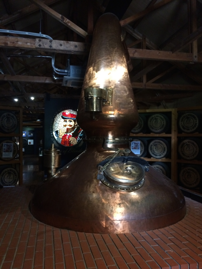 ニッカウヰスキー北海道工場・余市蒸溜所のウイスキー博物館