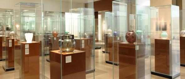 箱根のラリック美術館