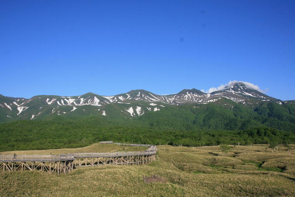 北海道・知床五湖の一湖
