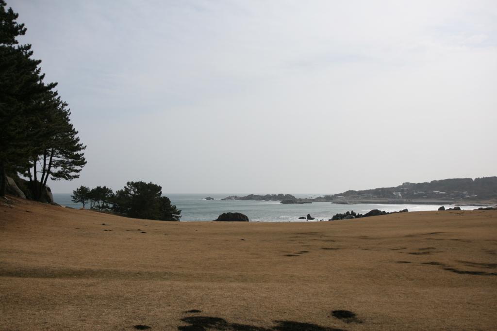 青森・種差海岸