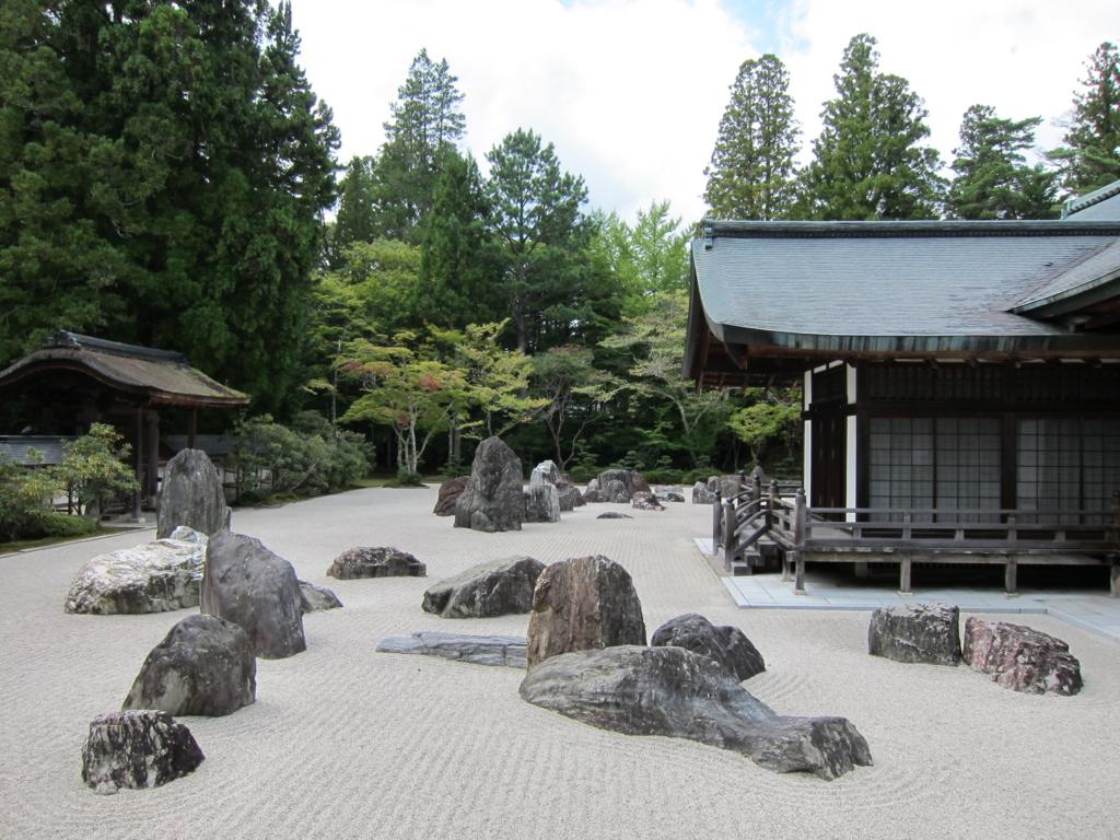 高野山・金剛峯寺