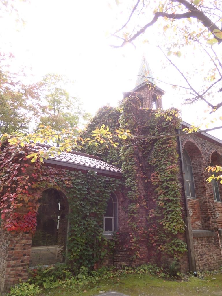 長野県安曇野・碌山美術館