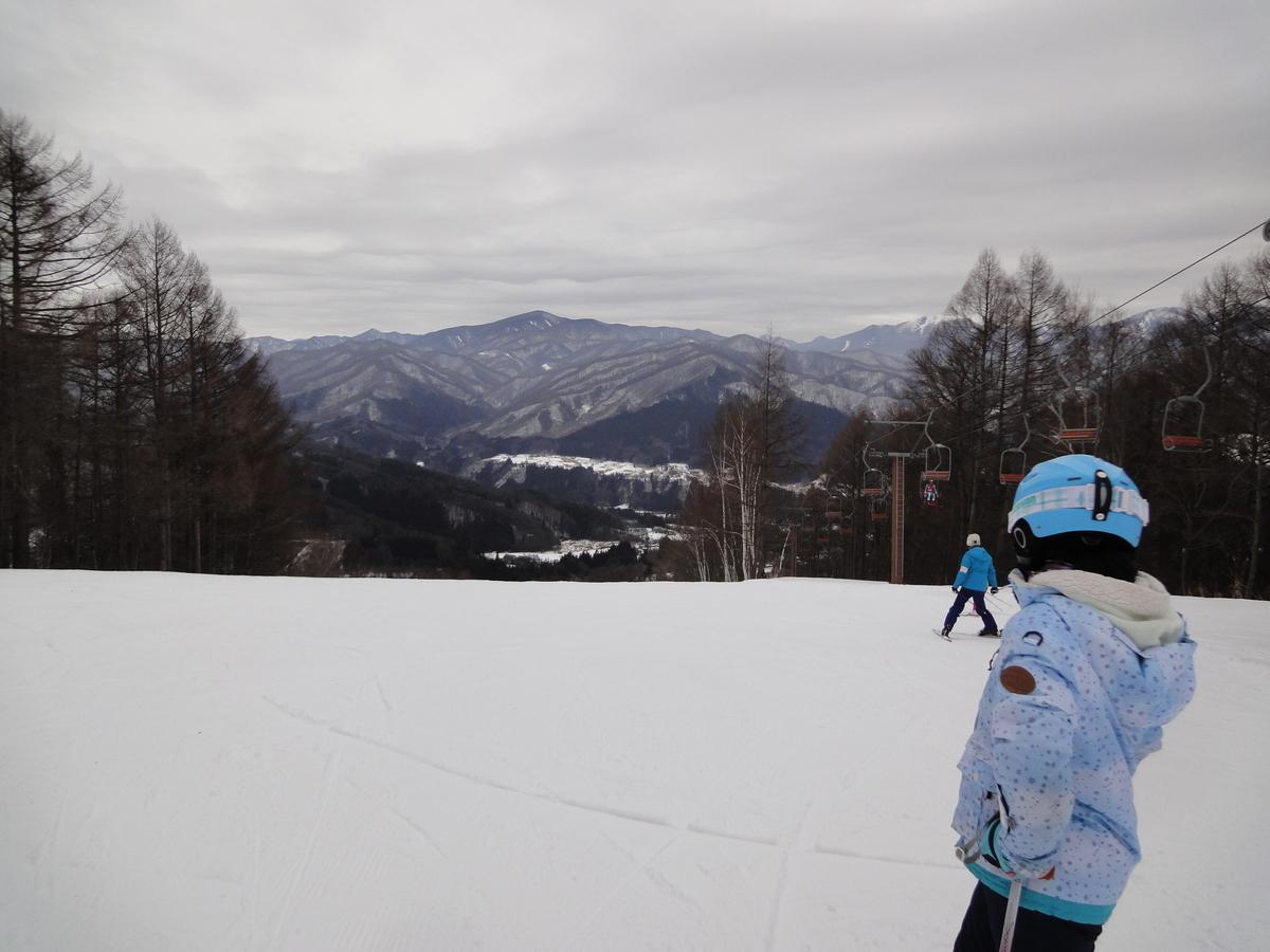 場 高原 スキー かたし な