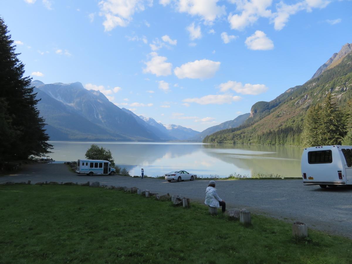 チルクート湖