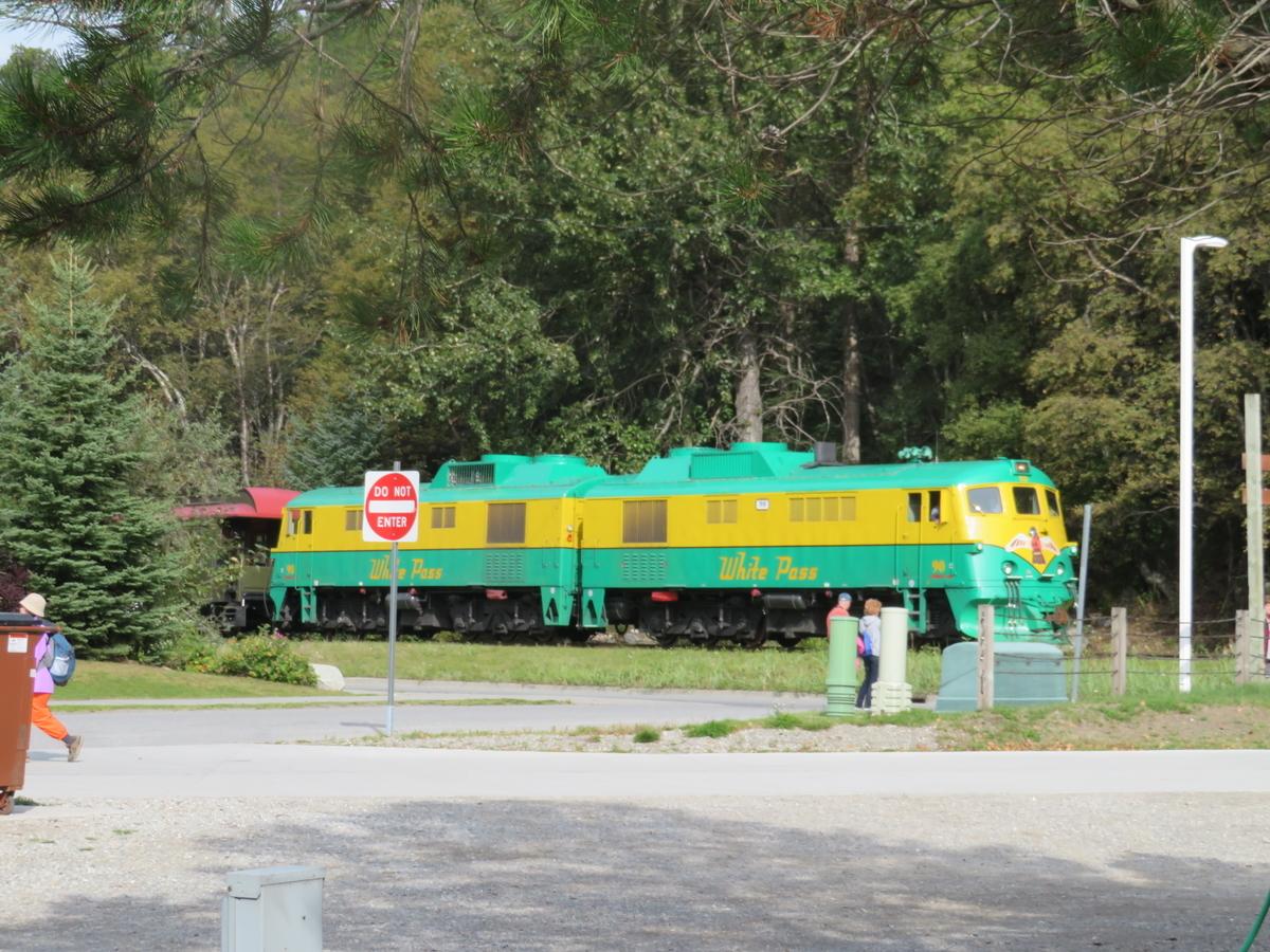 鉄道の先頭車両