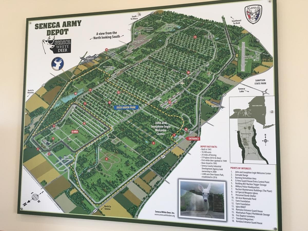 敷地の見取り図