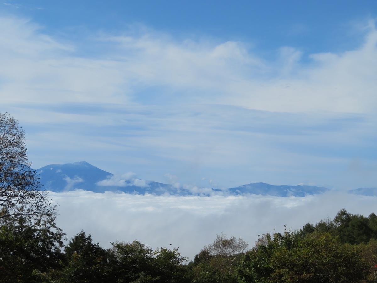雲海のイメージ