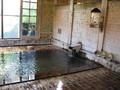 [青荷温泉]健六の湯の湯船