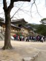 仏国寺の一番の撮影ポイント