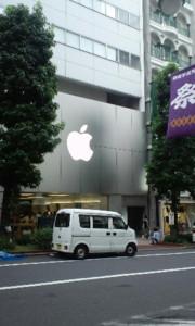 appleお店