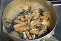 しじきの煮物