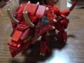 レゴのトリケラトプス