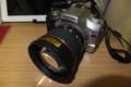 PENTAX ist* + SAMYANG 85mm F1.4